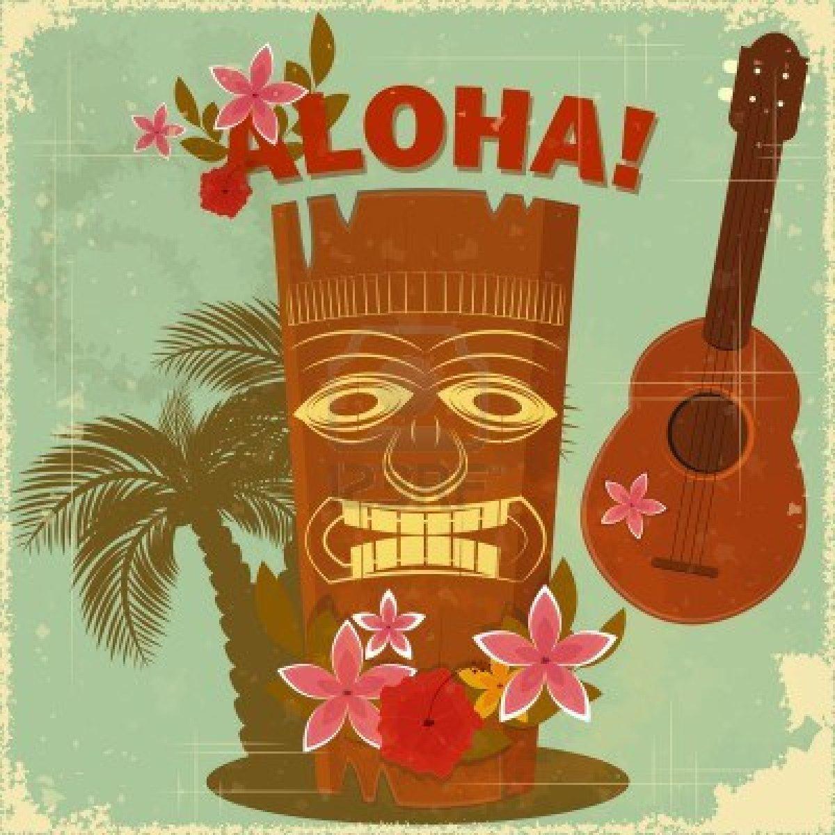 Hawaiian wallpaper  Etsy