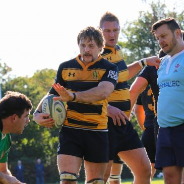 Llandaff North RFC v Barry RFC 04.10.2014