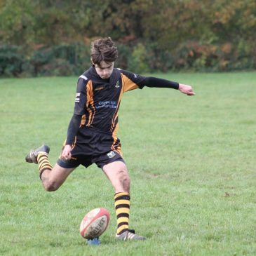 Llandaff North u16 v R C Ricany 14.11.2014 *updated*