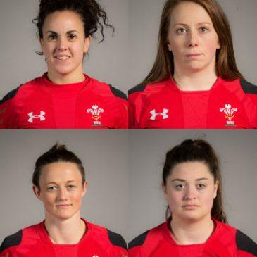 Llandaff North Women's Wales Selection
