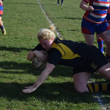 Llandaff North ladies v Pencoed Phoenix 22.03.2015