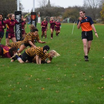 Llandaff North Vs Cardiff Met 15.11.2015