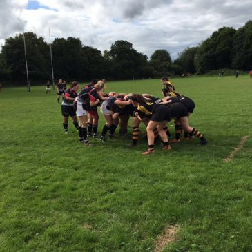 Llandaff North Ladies v Pontyclun Falcons 11.09.2016