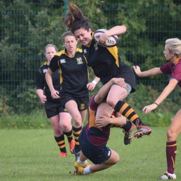 Cardiff Met Ladies v Llandaff North Ladies 09.10.16