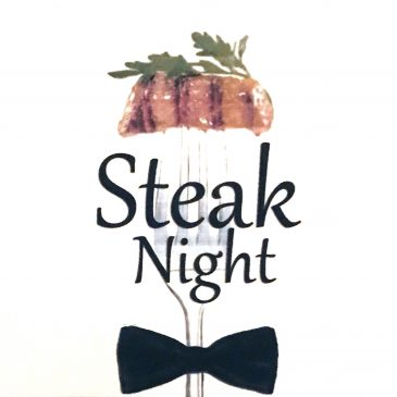 Steak night is back!!