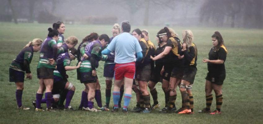 Llandaff North Ladies v Barry Bombettes 25/01/2015