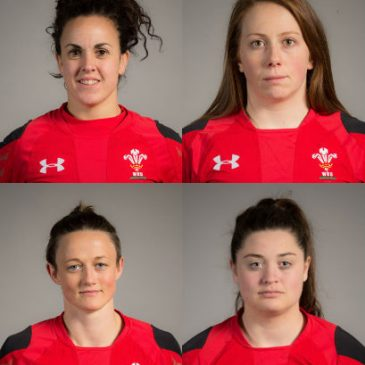 Llandaff North Women's Wales Selection
