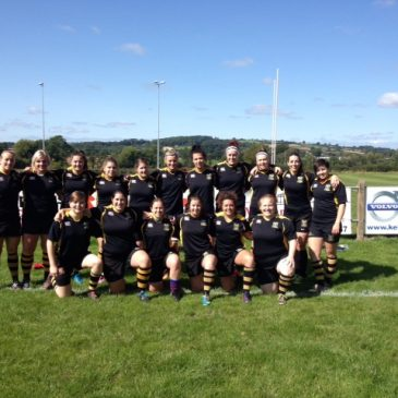 Llandaff North Ladies vs Gwernyfed 06.09.2015