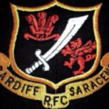 Llandaff North RFC vs Cardiff Saracens RFC