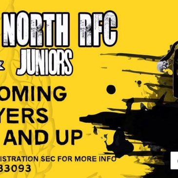Llandaff North mini/junior's are recruiting